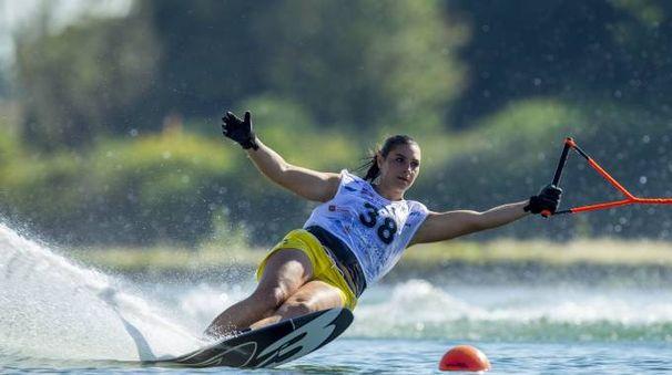 Alice Bagnoli in azione