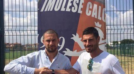 Alex Ambrosini nuovo acquisto Imolese