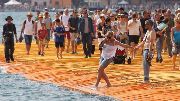 The Floating Piers (Fotolive)