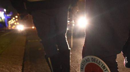 Contromano in A14 è stato bloccato dalla polizia stradale (foto d'archivio Schicchi)
