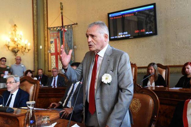 Bologna, la commemorazione in Consiglio comunale: Paolo Bolognesi (Schicchi)