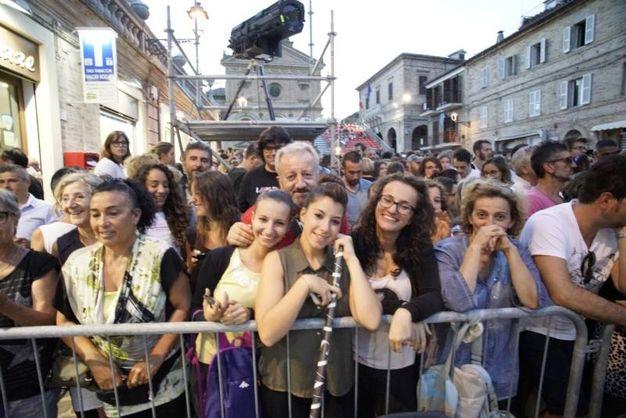Il concerto di Anastacia (Foto Zeppilli)