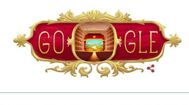 Google festeggia il teatro alla Scala