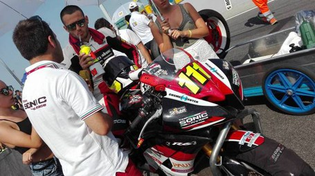 Team Sonic Pro Race 600 Supersport