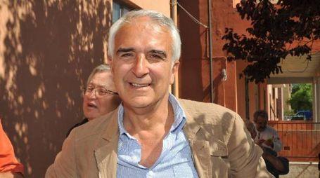 Il sindaco di Scarlino, Marcello Stella