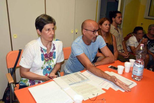 Profughi a Ferrara,  rissa sfiorata a Gaibanella (Foto Businesspress)