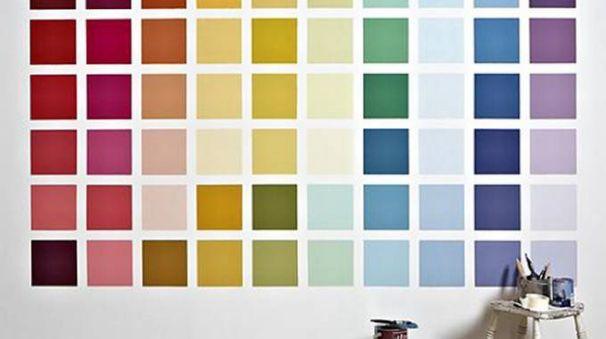 Come scegliere il colore giusto per le pareti di casa - Come rivestire le pareti di casa ...