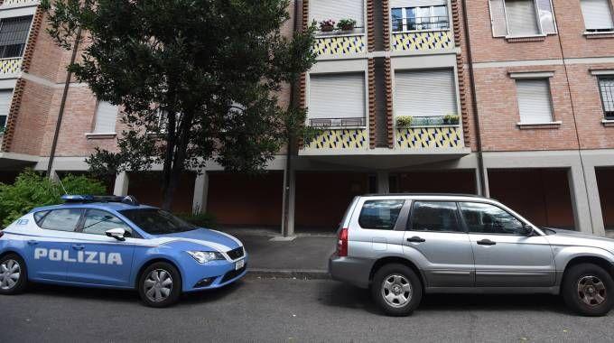 Bologna, l'appartamento di via Benini dove è morto il piccolo Alessandro (Schicchi)