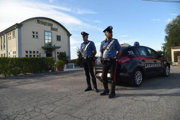 Omicidio a San Pietro in Casale, escort trovata morta in albergo: la donna è stata uccisa a coltellate (Foto Schicchi)