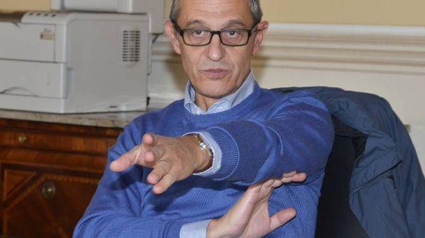Il sindaco Mario Lucini