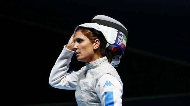 Rio: scherma, Errigo fuori agli ottavi