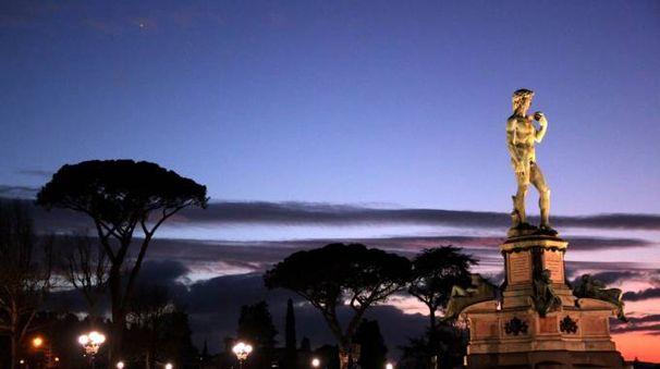 Piazzale Michelangelo  (Foto: Galex59 by Wikimedia)