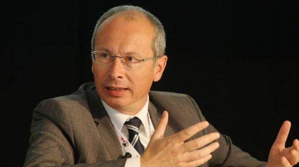 Il consigliere regionale Andrea Pieroni