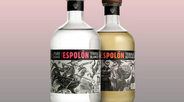 I due tequila commercializzati in Italia da Espolòn, marchio che è garanzia di qualità