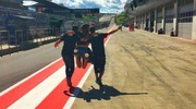 Al MotoGp d'Austria (da Instagram)