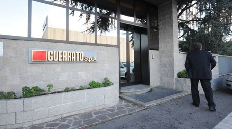 LA SEDE DELLA DITTA GUERRATO SPA   06.11.2012