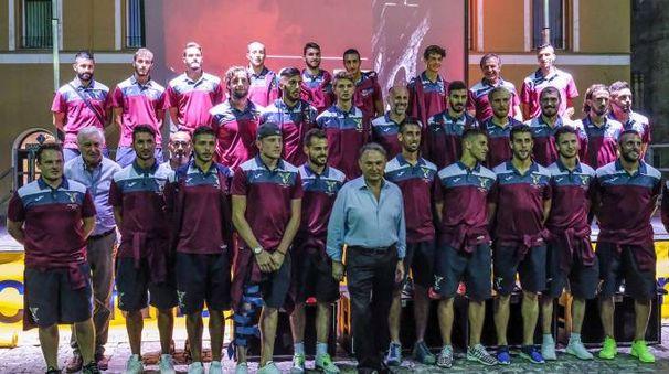Fano ha festeggiato la squadra (FotoPrint)