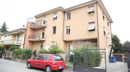 La palazzina di via Bocchi è stata destinata all'accoglienza dei profughi