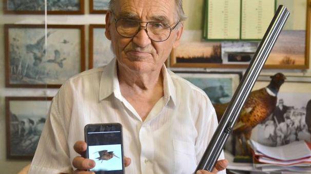 FURIOSO Nevio Canaletti, presidente di Libera Caccia