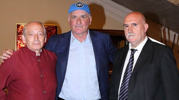 Conferenza Stampa al Grand Hotel La Pace (foto Goiorani)