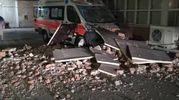 Terremoto, danni anche nel Fermano: crolli all'ospedale di Amandola