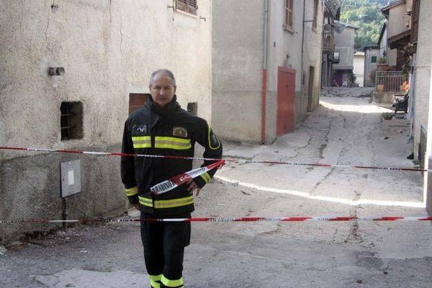 Terremoto in provincia di Ascoli: macerie e disperazione ad Arquata del Tronto (Foto La Bolognese)