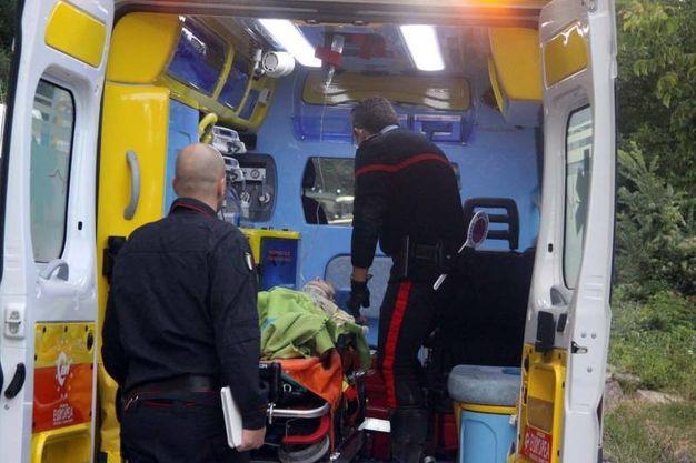 Terremoto in provincia di Ascoli: la frazione di Pescara del Tronto rasa al suolo. I soccorsi (Foto La Bolognese)