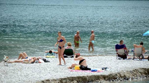 Lecco, acqua pulita al lago: si può fare il bagno - Cronaca ...