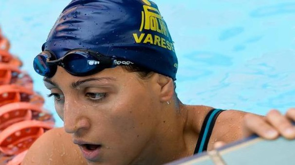 Alessia Berra, nuotatrice ipovedente di Buccinasco