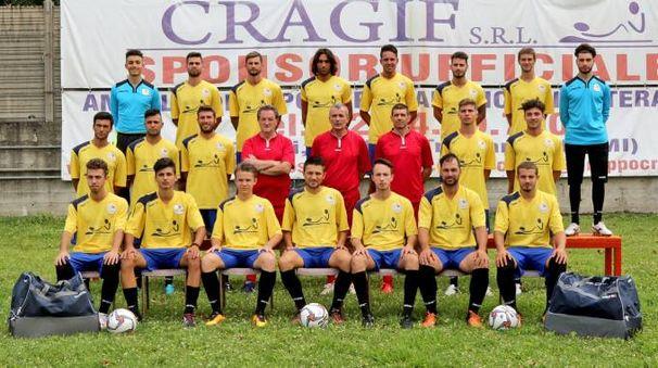 Il Trezzano Calcio, squadra d'Eccellenza