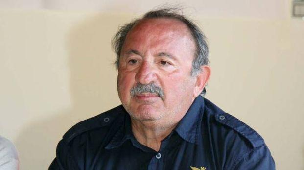 Il sindaco di Arquata del Tronto, Aleandro Petrucci (Foto Labolognese)