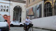 Terremoto, 4 anni dopo: piazza Mazzini a Mirandola (Foto Fiocchi)
