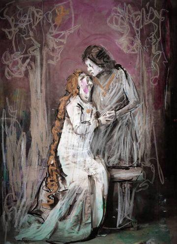 22 e 23 dicembre: ROMEO E GIULIETTA, di William Shakespeare, traduzione Silvia Bigliazzi, interpretato e diretto da Teatrino giullare