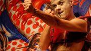 2 marzo: LORETTA STRONG di Copi, regia Marco Isidori,  con Paolo Oricco e Maria Luisa Abate, Valentina Battistone, Virginia Mossi, Stefano Re