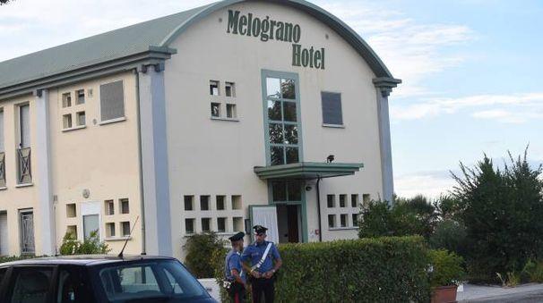 L'hotel Melograno di San Pietro in Casale