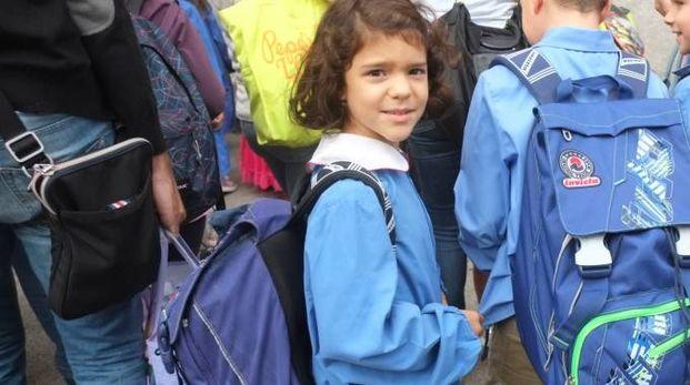Primo giorno di scuola (foto di repertorio)