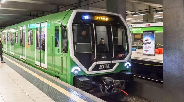 Metropolitana linea verde