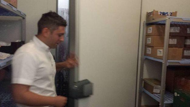 Prima cella frigorifero