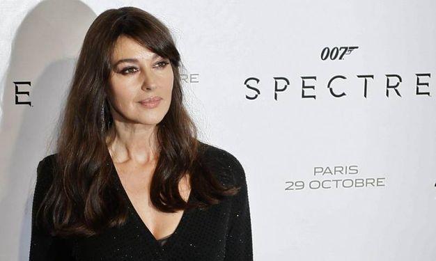 Monica Bellucci (Ansa)