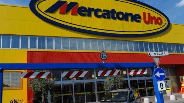 Uno dei 79 punti vendita del Mercatone Uno in Italia (Schicchi)