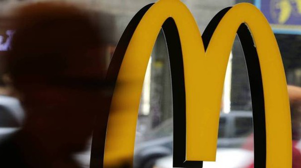McDonald's apre ad Ascoli (foto d'archivio Olycom)
