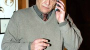 Nel 2006 nel suo appartamento una volta saputo di essere indagato (archivio Fotocronache Germogli)