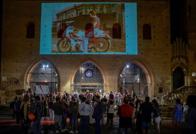 Le foto della serata della presentazione della moto T12 di Massimo Tamburini