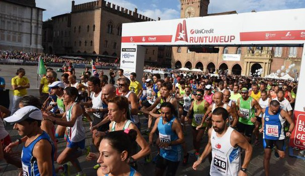 Bologna, la Run Tune Up 2015 (Foto Schicchi)