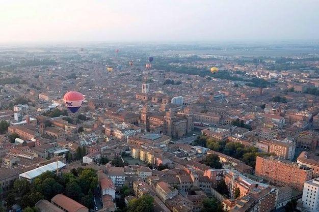 Ballons 2016 a Ferrara