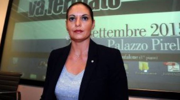 L'assessore regionale Cristina Cappellini