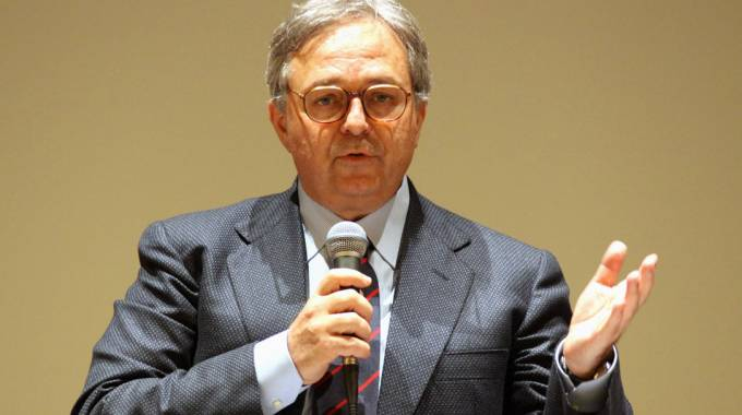 L'ex governatore Gian Mario Spacca