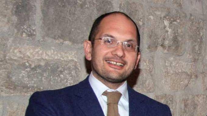 il sindaco di Ascoli Castelli