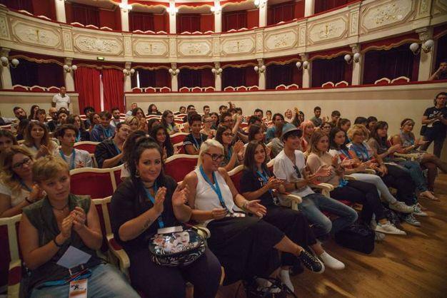 Porto San Giorgio, le selezioni di Area Sanremo Tour (Foto Zeppilli)