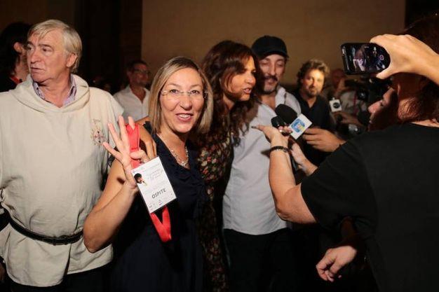 Barbara Enrichi (foto Giuseppe Cabras/New Press Photo)